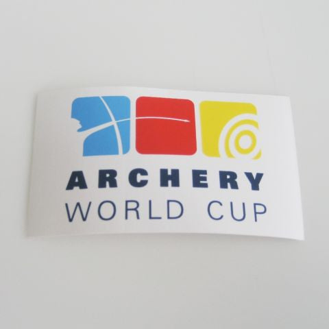 Archery World Cup Sticker