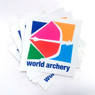 World Archery Sticker