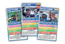 Top Trumps Playing Cards