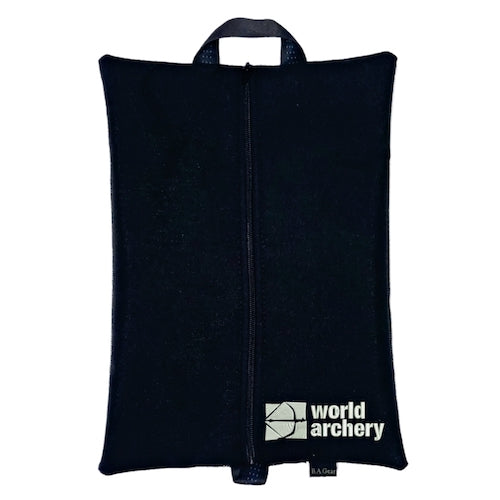 Black Apparel Pouch