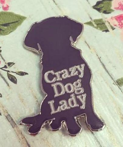 Crazy Dog Lady - zwhart.be