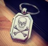 Macabre Key Ring - Mixed Designs - darkling.be