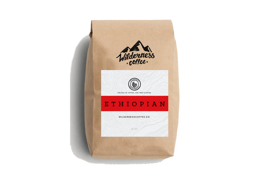 Ethiopian Organic Fair Trade Coffee