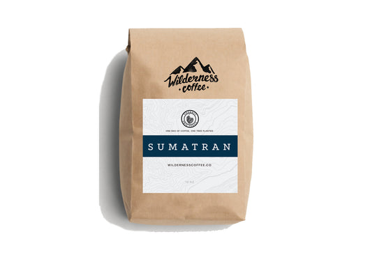 Sumatran Organic Fair Trade Coffee