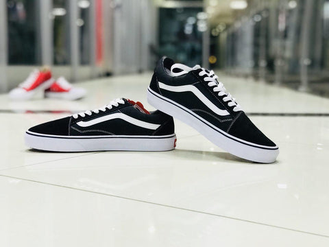 Vans with and without strip