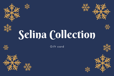 Selina Collection gift card