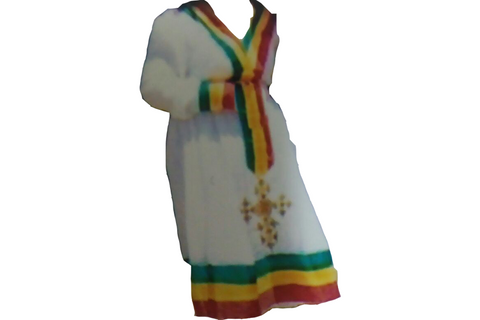 Ethiopian Traditional style dress