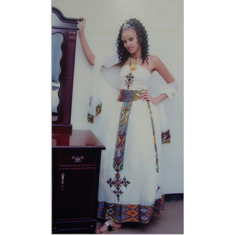 Traditional style dress