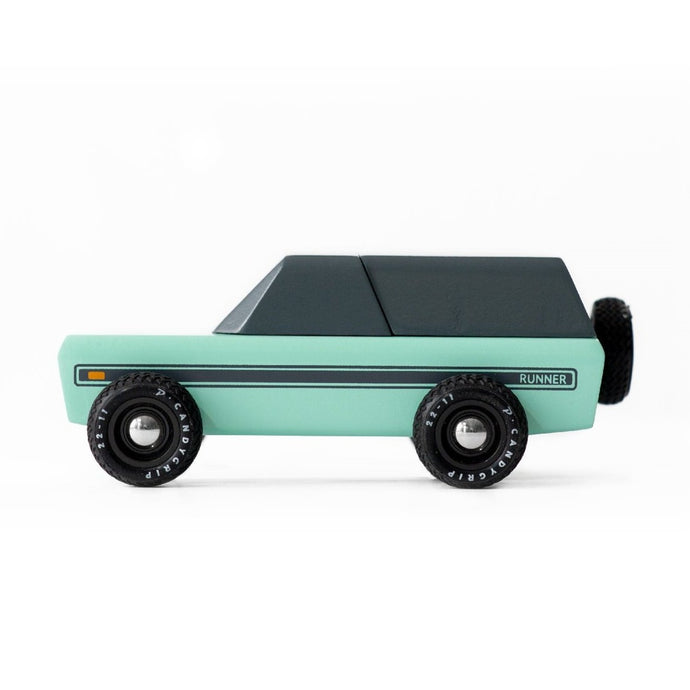 Candylab - The Runner Wooden Toy Car