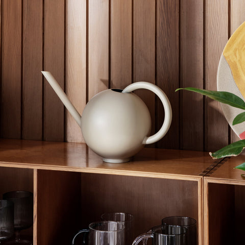 Ferm Living Orb Watering Can - Cashmere