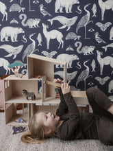 Ferm Living Safari Animal Box - Set of 12 Figures