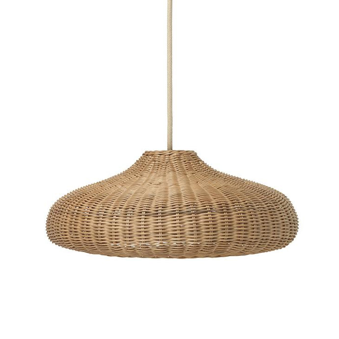Ferm Living Braided Lamp Shade - Natural