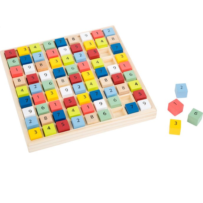 Legler Colourful Sudoku Set