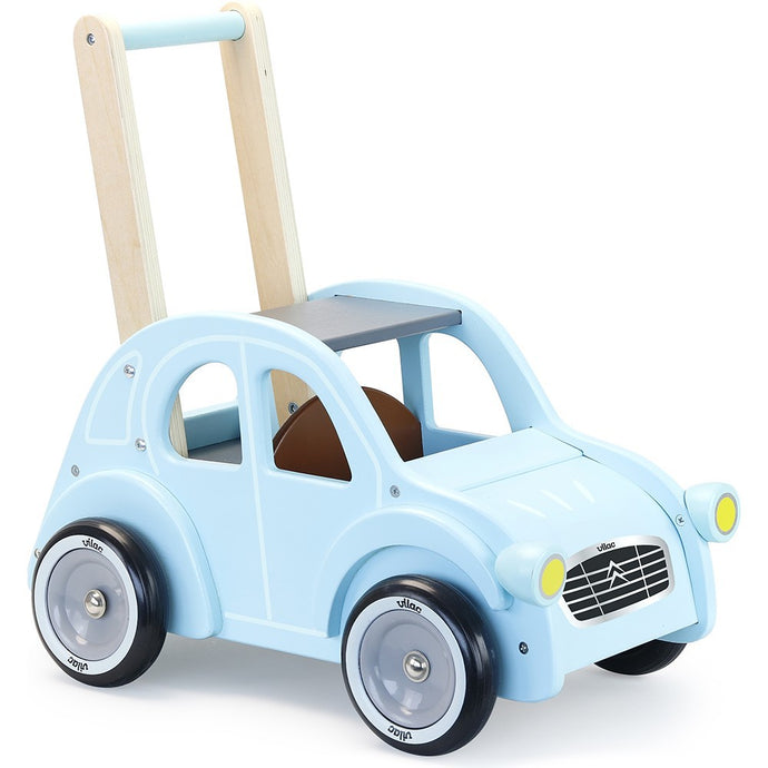 Vilac Citroen 2CV Wooden Walking Car