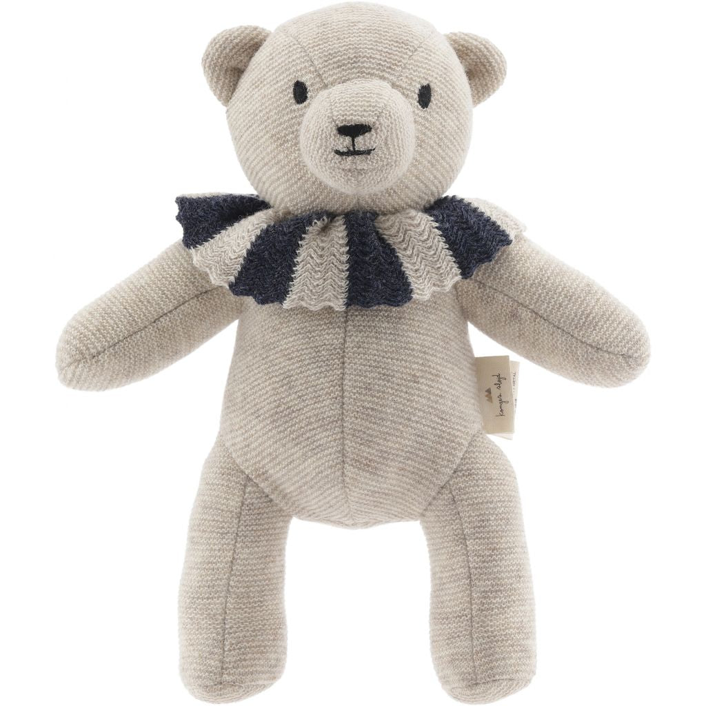 Konges Slojd Gunnar The Bear Soft Toy | Soren's House