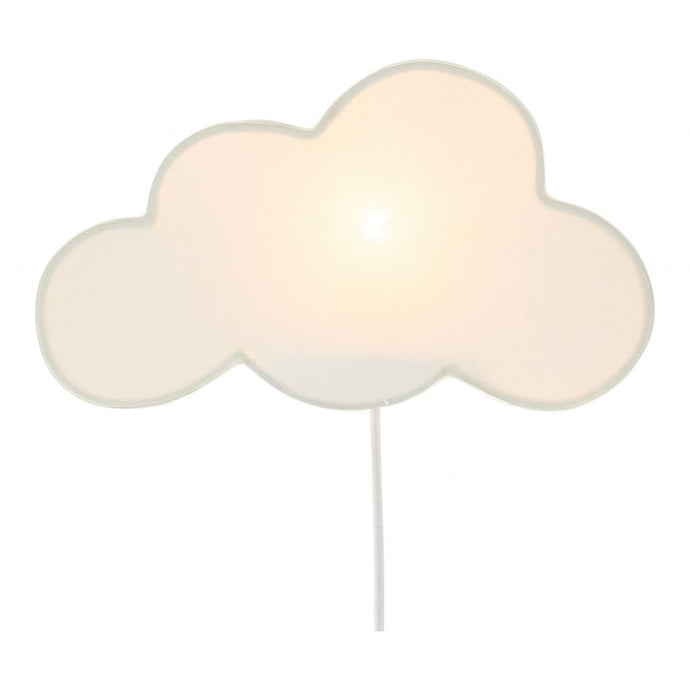 Konges Slojd Fabric Cloud Lamp - Off White