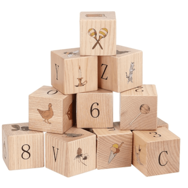 Konges Slojd Wooden Play Blocks