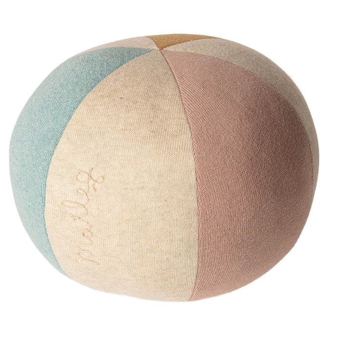 Maileg Soft Toy Ball - Blue/Rose