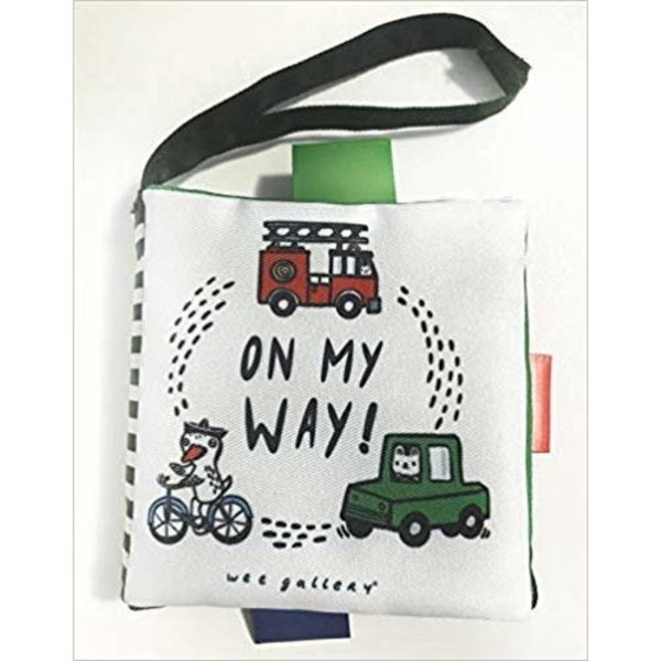 Wee Gallery On My Way! Buggy Book | Wee Gallery