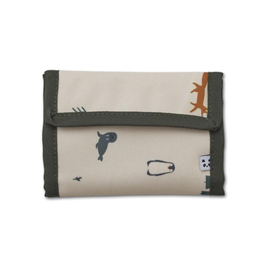 Liewood Hans Children's Wallet - Arctic Mix