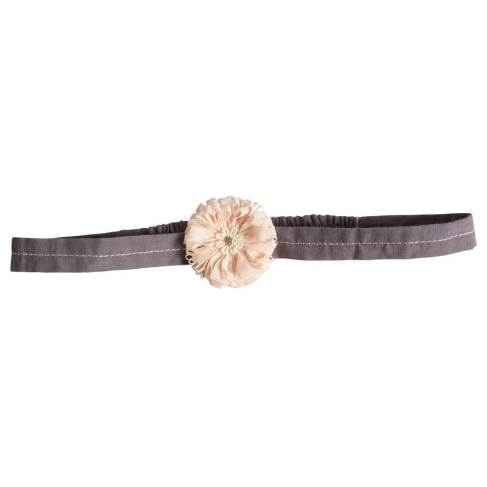 Maileg Hairband - Big Rose Flower