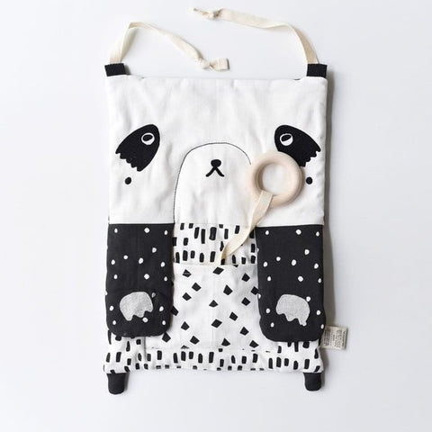 Wee Gallery Peekaboo Panda Activity Pad