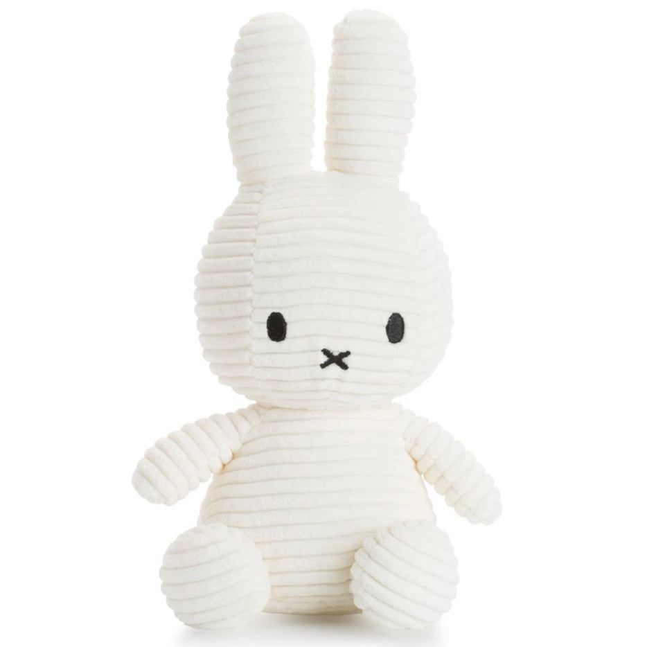 Miffy Corduroy Soft Toy - Large 33cm