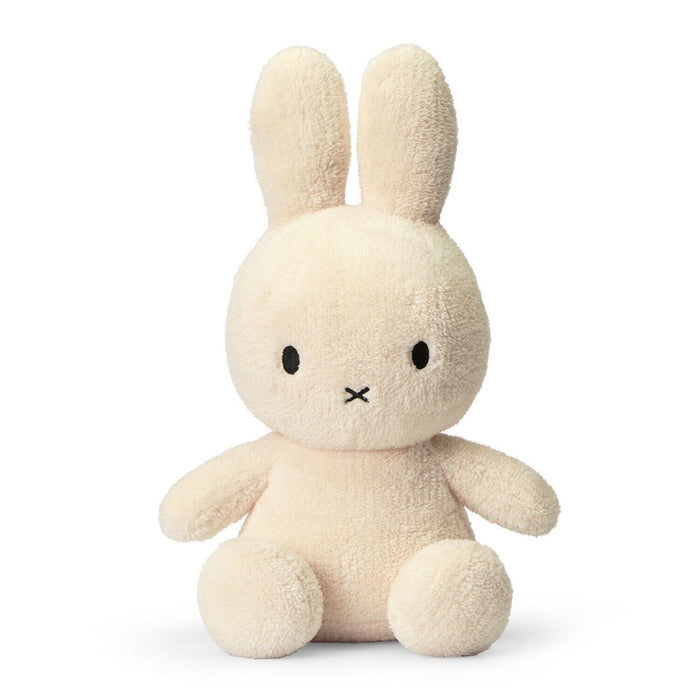 Miffy Terry Soft Toy - Large 33cm Cream