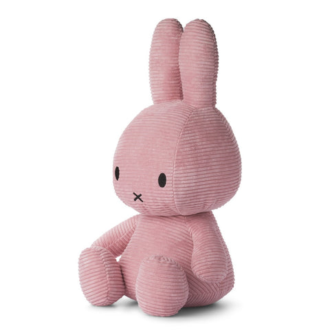Miffy Corduroy Soft Toy - Extra Large 50cm Pink
