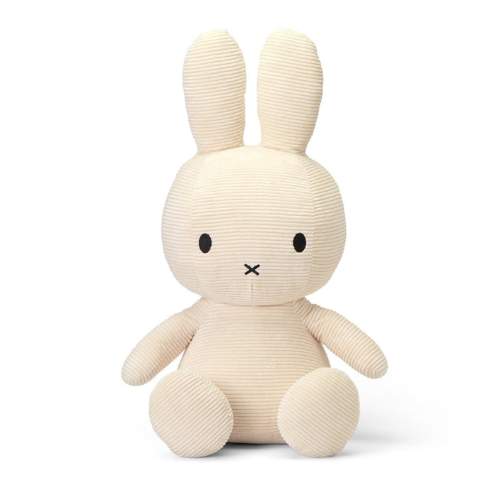 Miffy Corduroy Soft Toy - Mega 70cm White
