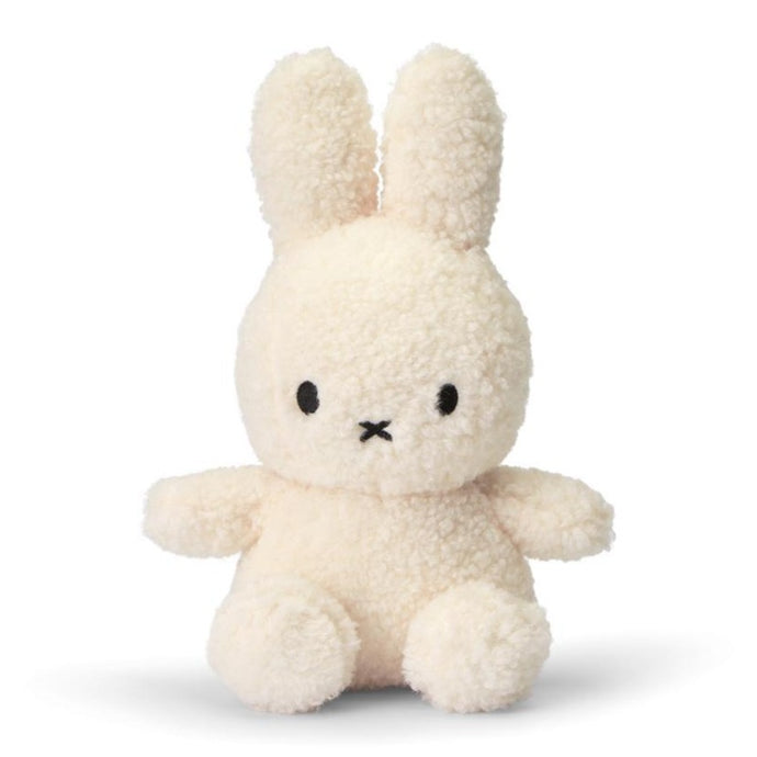 Miffy 'Teddy' Soft Toy - 23cm Cream (100% Recycled)