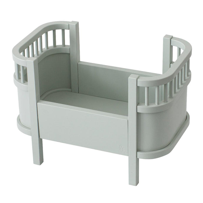 Sebra Doll's Bed - Mist Green