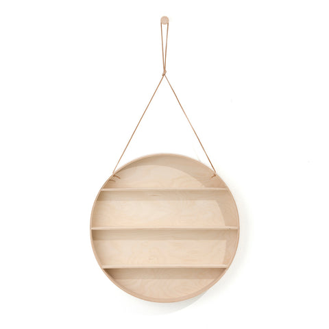 Ferm Living Round Dorm Hanging Shelf