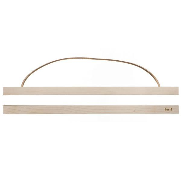 Ferm Living Wooden Frame - Maple - Small
