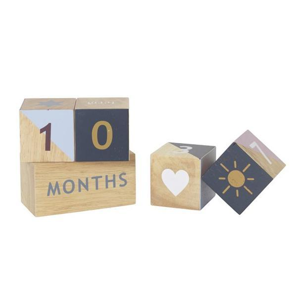 Ferm Living Wooden Age Play Blocks