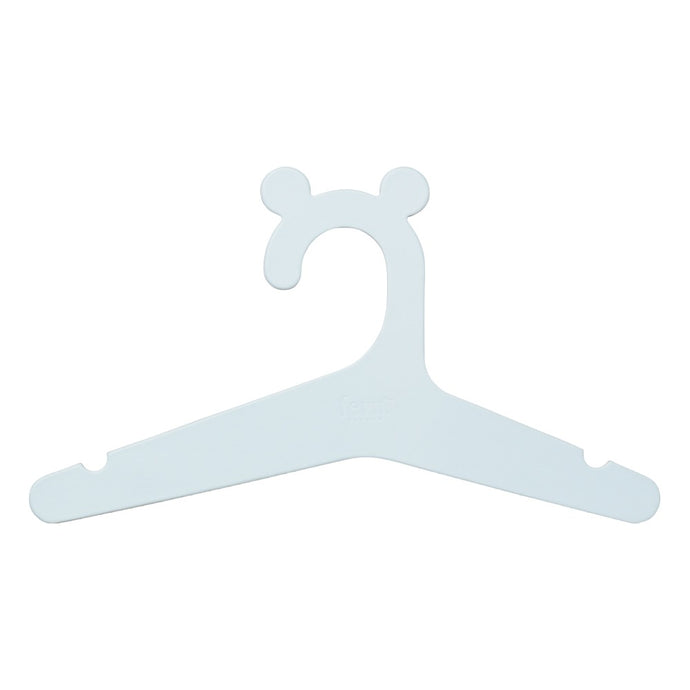 Ferm Living Kid's Clothes Hangers - Set of 5 - Light Blue