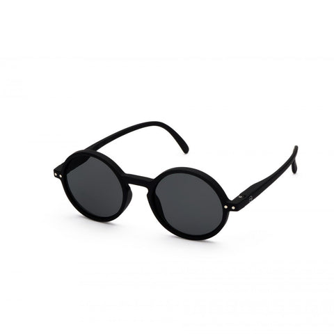 IZIPIZI #G Sun Junior Sunglasses - Black