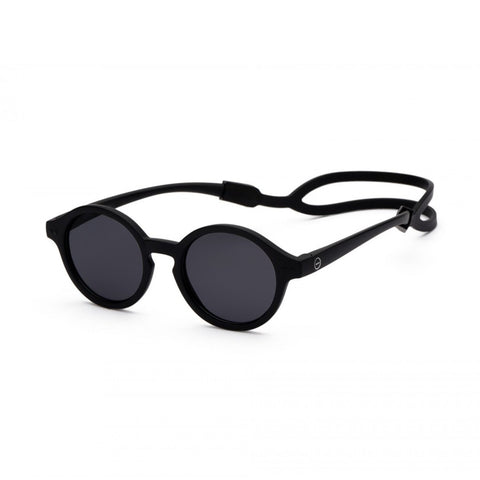 IZIPIZI #SUN Kids+ Sunglasses - Black (3-5 Yrs)