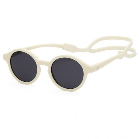 IZIPIZI #SUN Kids+ Sunglasses - Milk (3-5 Yrs)