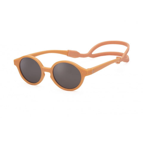 IZIPIZI #SUN Baby Sunglasses - Sunny Orange (0-12 Months)