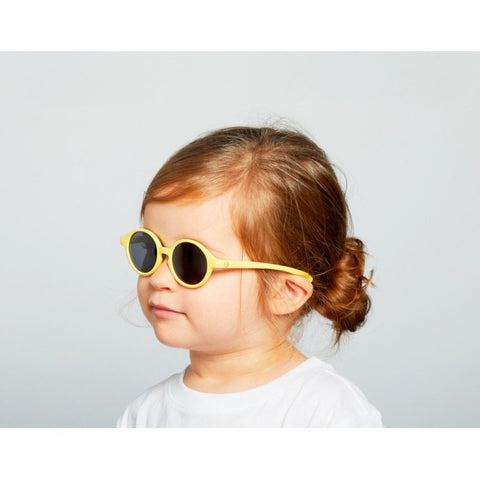 IZIPIZI #SUN Kids Toddler Sunglasses - Lemonade (12-36 Months)
