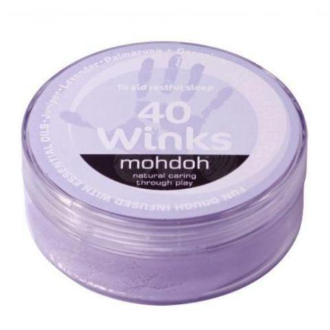 MohDoh Kids Aromatherapy Play Dough - Purple '40 Winks'