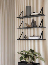 Ferm Living Metal Shelf Hangers - Black