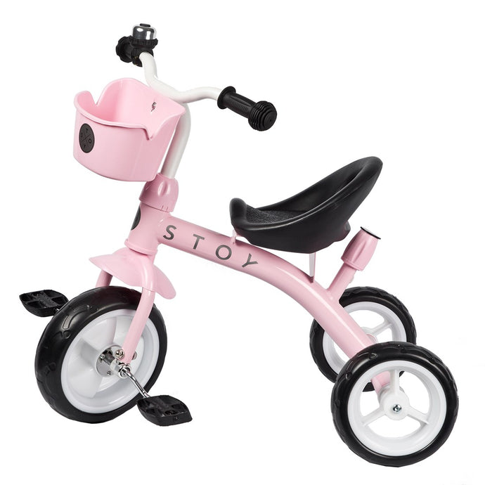 STOY Tricycle - Light Pink