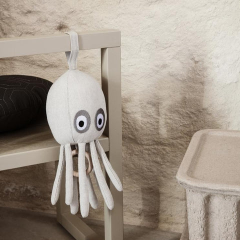 Ferm Living Octopus Music Mobile - Sand