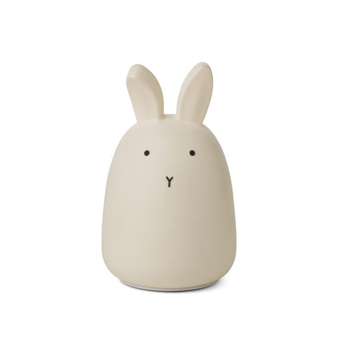 Liewood Winston Night Light - Rabbit Creme De La Creme