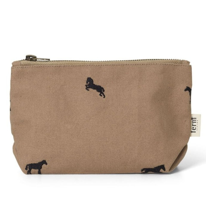 Ferm Living Horse Embroidery Bag - Small
