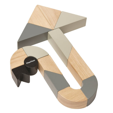 Plan Toys Twisted Blocks