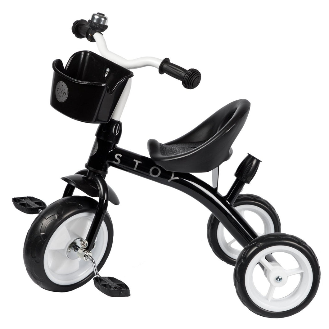 STOY Tricycle - Black