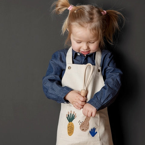 Ferm Living Kids Apron - Fruiticana